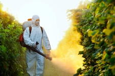 Pesticides have now been linked to Parkinson's disease.