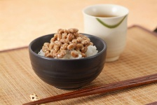 Natto is a Japanese food with terrific health benefits.