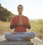 Meditating can reduce stress and have side benefits, like curbing inflammation.